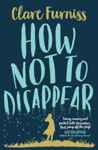 How Not To Disappear PB Cover