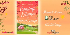 Coming Home to Cuckoo Cottage NetGalley