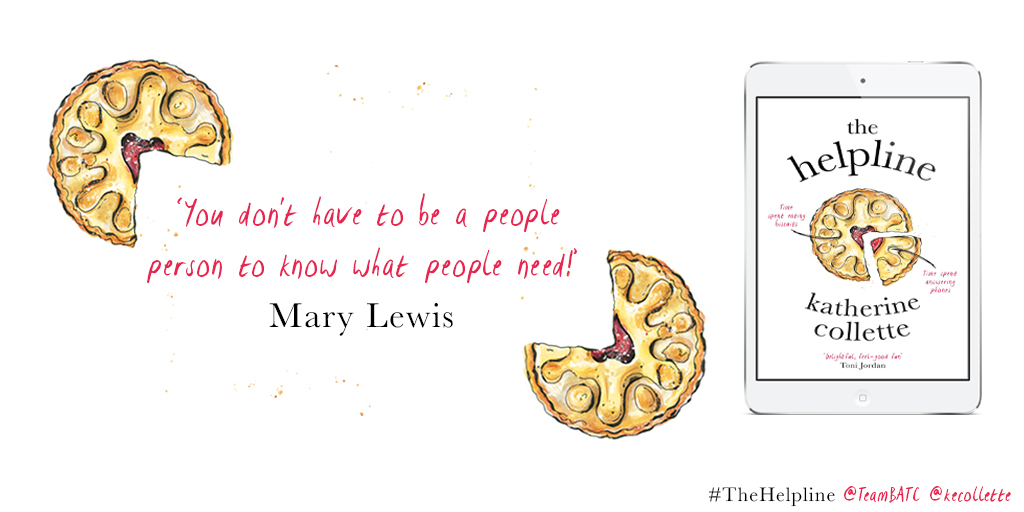 Mary Lewis - Twitter