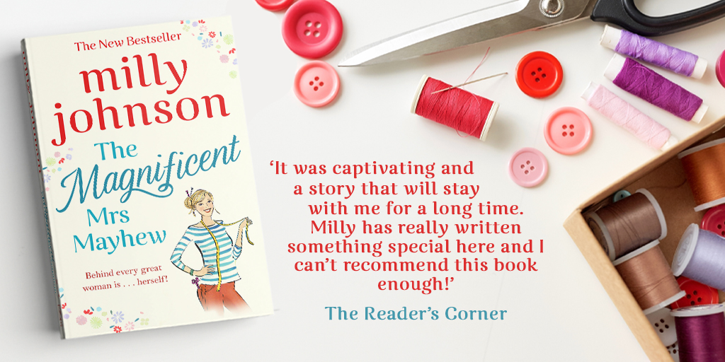 Milly review - The Readers Corner
