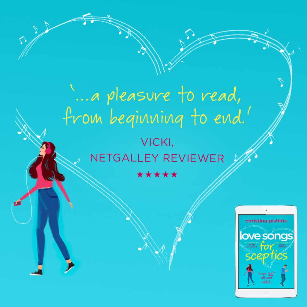 Love Songs - Netgalley4