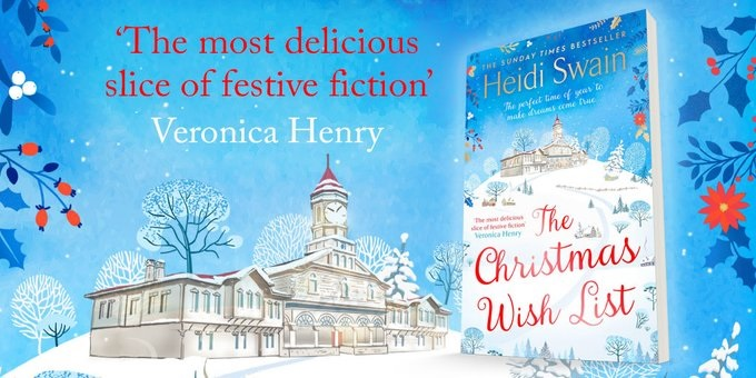 The Christmas Wish.Books And The City The Christmas Wish List Books And The City
