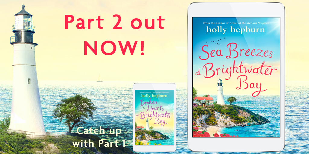 Sea Breezes at Brightwater Bay - out now