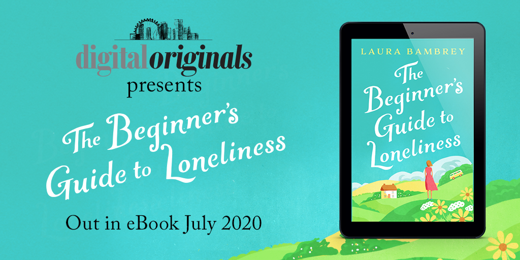 The Beginners Guide To Loneliness announcement - Twitter