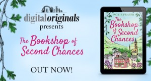 The Bookshop of Second Chances - Out Now Twitter