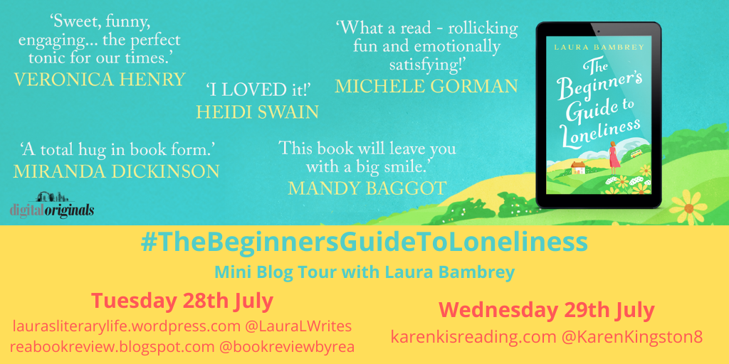 The Beginner's Guide To Loneliness Mini Blog Tour