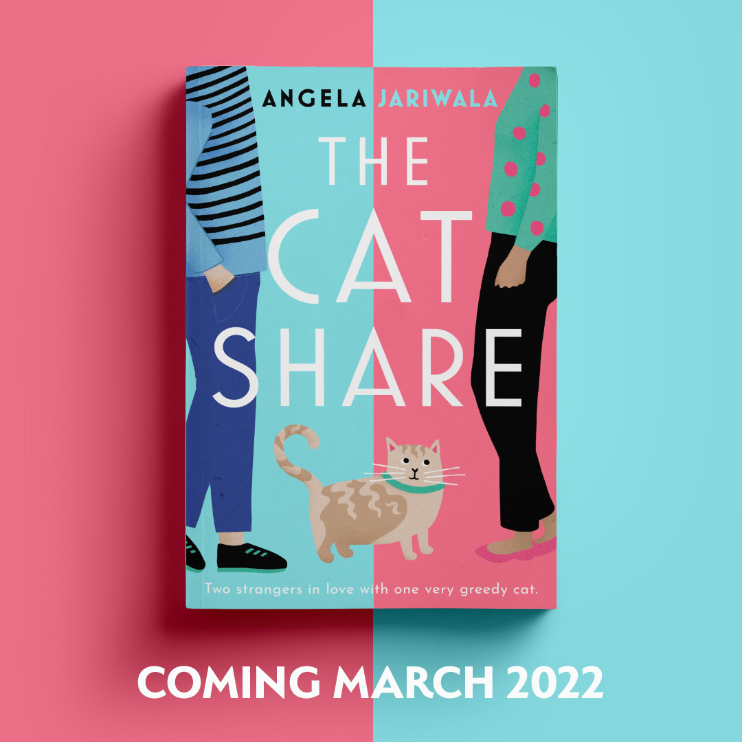 The Cat Share - cover reveal - square