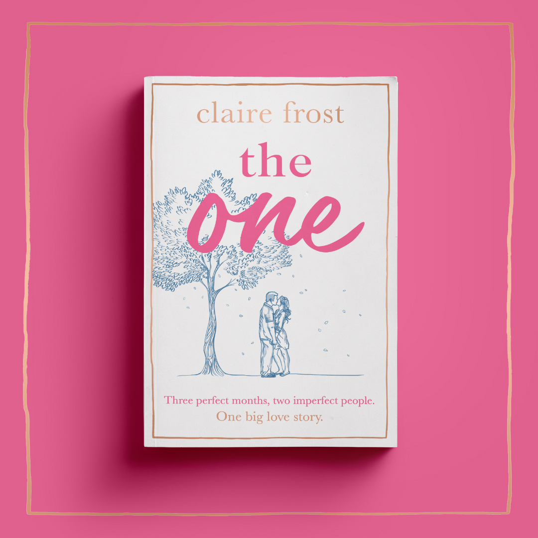 The one - cover reveal - square